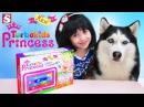 СУПЕР Подарок для Софии Детский Планшет TurboKids Princess NEW видео для детей Смешные жи