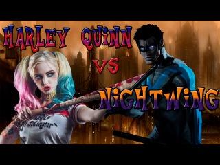 Harley Quinn VS Nightwing