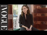 Victoria Beckham In the Bag Episode 4 British Vogue