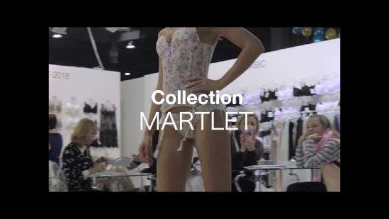 Коллекция Jasmine MARTLET: Shel-Deline rose