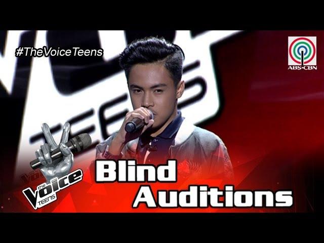 The Voice Teens Philippines Blind Audition: Jomar Pasaron - Rumor Has It
