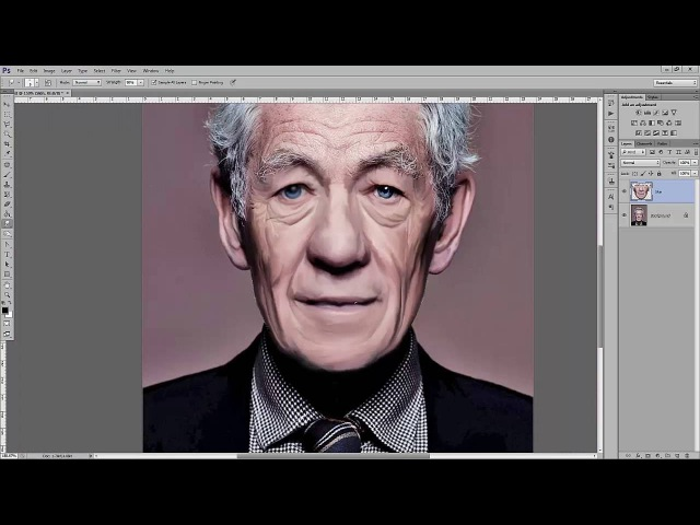 Smudge Painting - IanMcKellen - Part 1