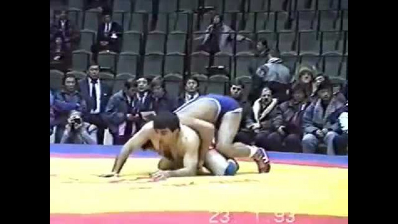 Budaev,Boris RUS Demilkhanov, Ruslan RUS 1993 M T na prizi ,, Ivana Yarigina ,,
