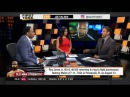 ESPN FIRST TAKE (7292016) ROY JONES JR TO CONTINUE BOXING CAREER ON AUGUST 13