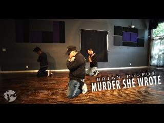 BRIAN PUSPOS - Murder She Wrote Choreography | by Mikey DellaVella | @BrianPuspos