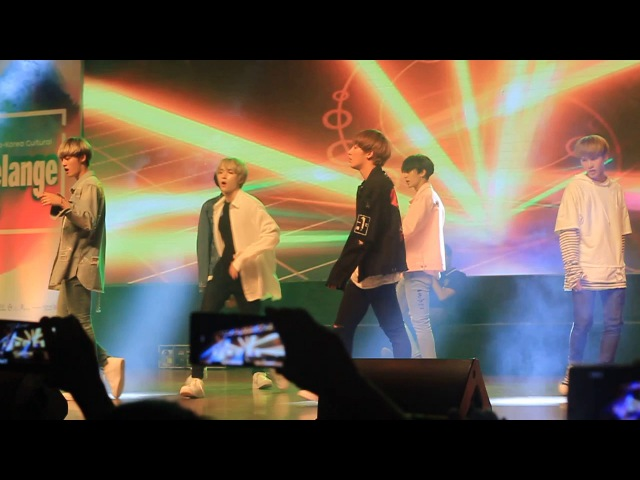 LUCENTE - I NEED U (BTS COVER) | K-POP Band in Hyderabad, India | FANCAM