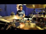 Beneath The Waters (I Will Rise) Live - Hillsong Live (Drum Cover)