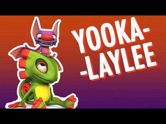 Yooka-Laylee Is A Failure In Almost Every Way [SSFF]