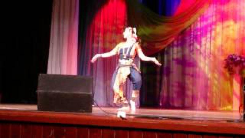 Angikam Nagendra Haaraya Bharatanatyam dance, Narva, Estonia, 2015