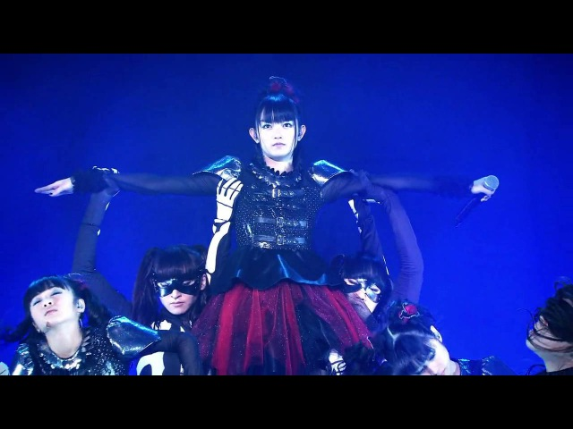 BABYMETAL HEADBANGER ☆Night Of 15 Mix★ Live