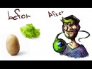 JackSepticeye speed art from potato to a man