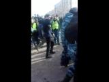 Задержания в Москве. 26.03.2017