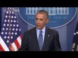 Барак Обама 18 января провел свою последнюю пресс-конференцию в должности президента США