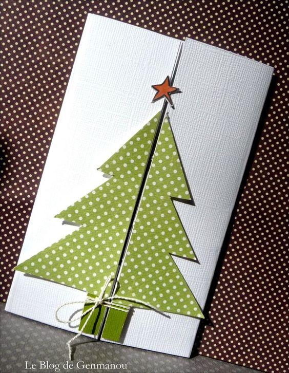 Как делать своими руками открытки с новым годом