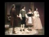 В. А. Моцарт. Свадьба Фигаро. Глайндборнский оперный фестиваль 1973 г.