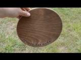 деревянная дощечка с гравировкой