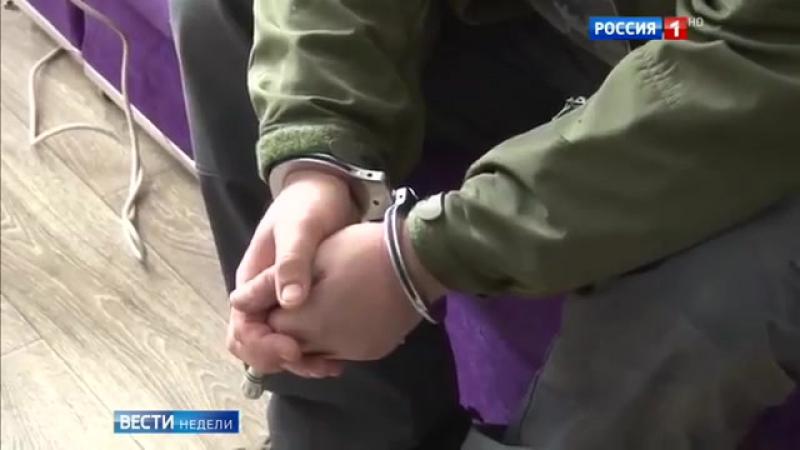 Очередной провал украинской разведки: диверсанты не успели навредить Крыму (20.11.2016)