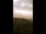 Ураган в Москве, 29.05.2017