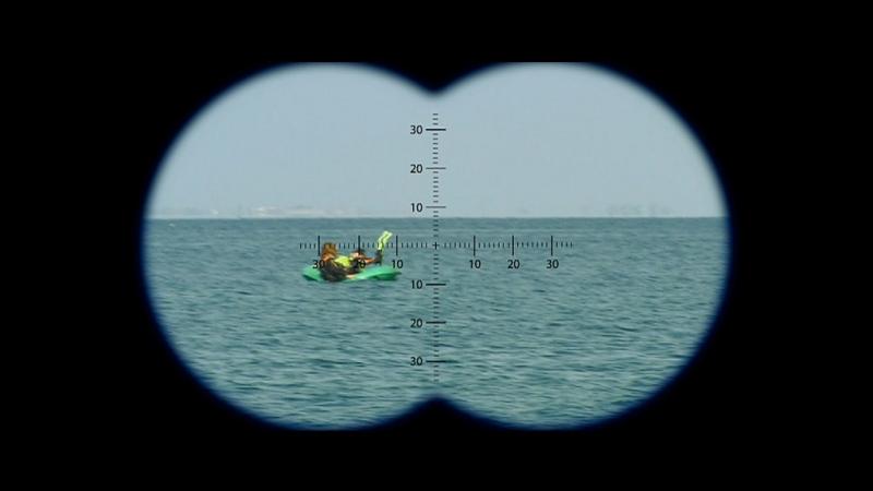 Сериал Морской патруль. Анонс