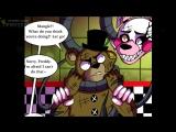 СПРИНГТРАП НАПАДАЕТ - Five Nights At Freddys 3 КОМИКС #9