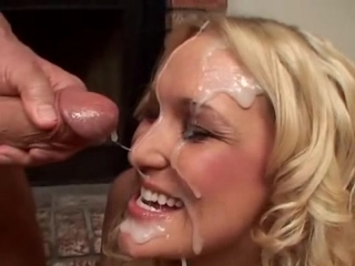Peter north club - facial cumshots