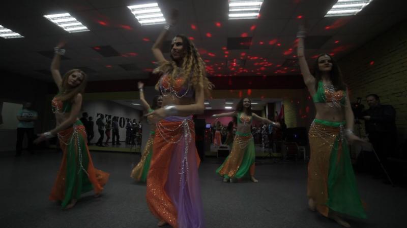 Аджанта г Кемерово Школа танцев Сальса Кубана Трезвая вечеринка Ram and Lila 01 04 17