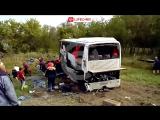 Страшная авария в Саратовской области