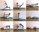Йога для тех, кто много сидит