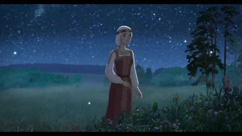 Валерия - Ты - свет моих глаз! (Анимационный фильм Сказ о Петре и Февронии)