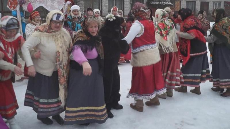 Масленица Гатчина УТВ 2015 г.