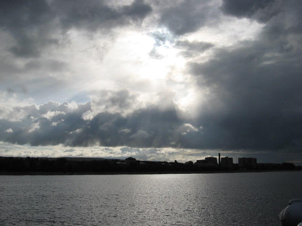 пасмурная погода