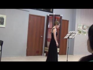 А. Даргомыжский, Песня Ольги из оперы Русалка