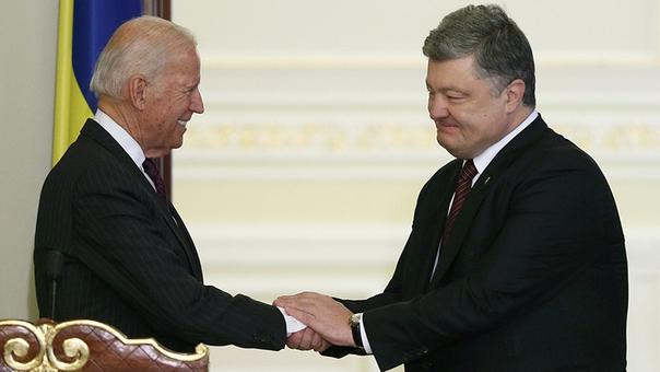 За компанию с сыном: зачем на самом деле Джо Байден приехал на Украину