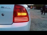 LED фонари на Приоре
