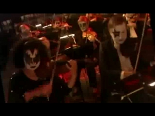 KISS Symphony - Alive IV Full, best quality (2003, Glam Rock, Hard Rock)
