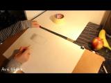 Основы СВЕТОТЕНИ в Рисунке Карандашом _ Учимся РИСОВАТЬ карандашом (1)