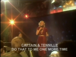 Captain & Tennille Do That To Me One More Time retronew