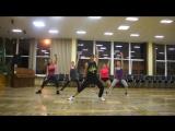 Zumba - Warm up - DJ Baddmixx - alex- get - low