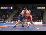 GOLD GR   98 kg  Муса Евлоев (Россия)-Александр Грабовик (Белоруссия)