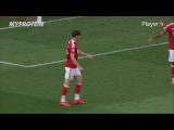 Oliver Burke's goal v Hull City