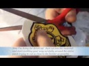 How to make your own embroidered patches - cheap and easy DIY badges