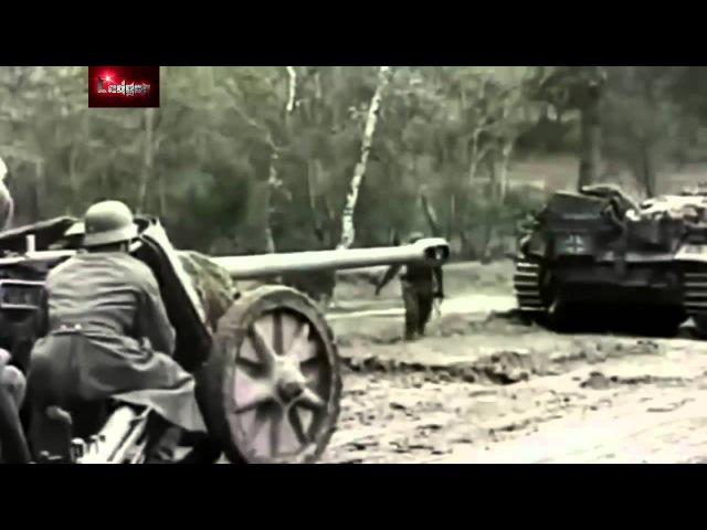 Кадры боев Второй Мировой Войны (Eisbrecher - Herz aus Eis)