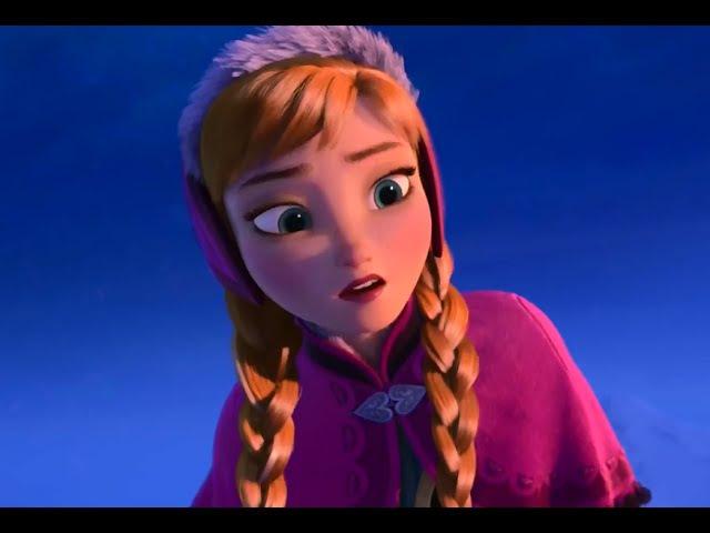 Холодное сердце - снежок-переросток