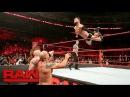 Finn Bálor The Hardy Boyz vs Elias Samson Cesaro Sheamus Raw June 26 2017