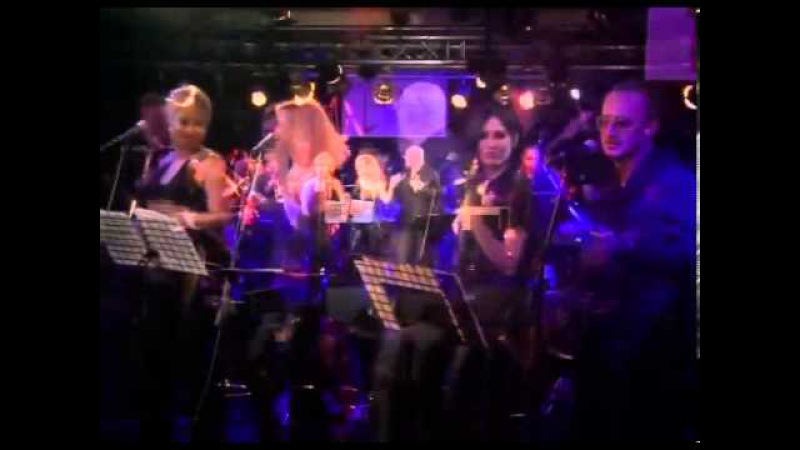 Frankie Canthina Band - Tributo a Barry White - The Place Roma - Lady sweet lady