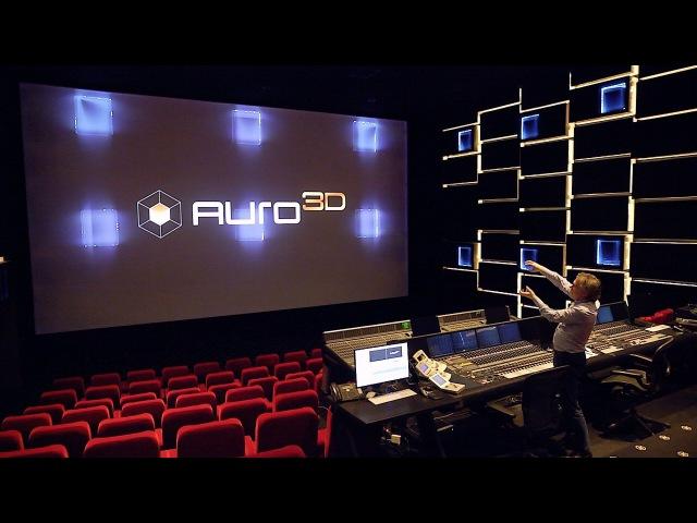 The future of surround sound? Auro 3D