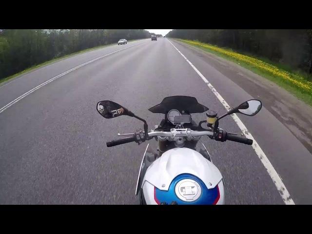 Как управлять мотоциклом?
