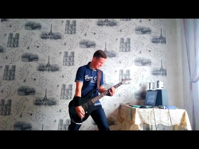 Metallica Fade To Black LIVE guitar cover by Guitar Tamer