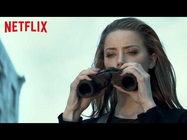 Marvel's THE BLACK CAT Teaser - Netflix [HD] Amber Heard, Vincent D'Onofrio