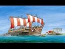 Технологии древних цивилизаций Корабли античности. Документальный фильм